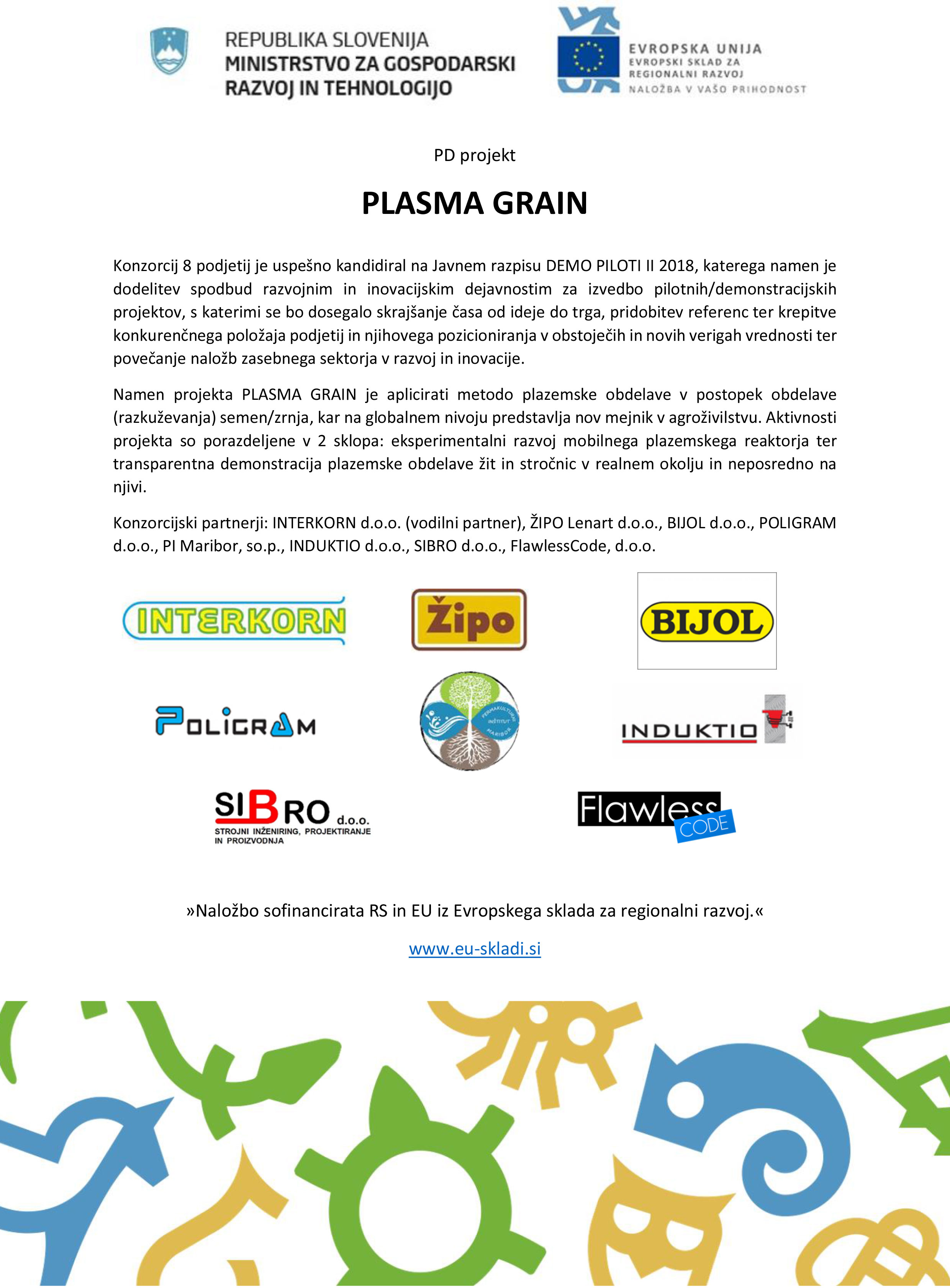 Project Plasma grain